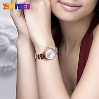 Часы Skmei Классика 1311 Женские(кврацевые)