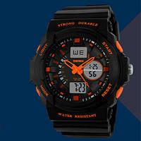 Часы Skmei 0955 с двойным механизмом