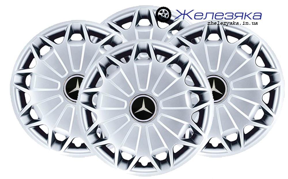 Колпаки на колеса R16 SKS/SJS №419 Mercedes-Benz