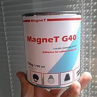 Клей для конвейерных лент с эффектом изменения цвета