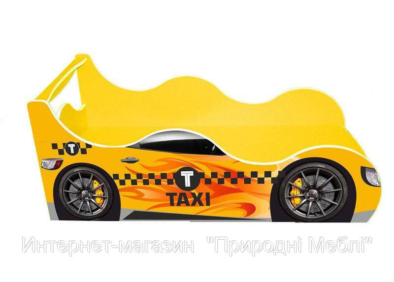 Кровать Машина Драйв Такси Д-002 70*140