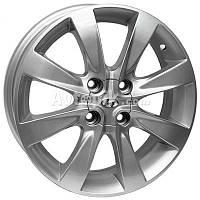 Литые диски Replica Hyundai (HY110) R16 W6 PCD4x100 ET52 DIA67.1 (HS)