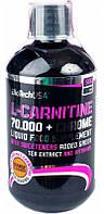 BioTechUSA L-Carnitine 70.000 + Chrome 500 ml