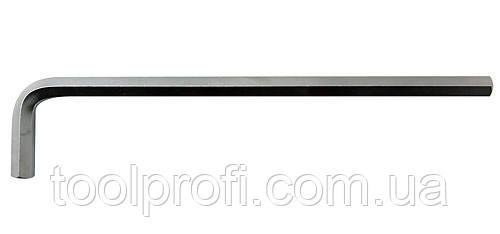 Ключ 6-гранный (HEX) Г-образный экстрадлинный 3 мм, L=23/129 мм