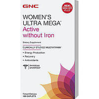 Women's Ultra Mega Active without Iron 180таб