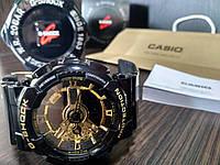 Топ продаж G-Shock - модель GA-110GB-1AER Наручные часы