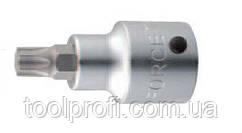 """3/4"""" Головка-бита Torx Т60, L=80 мм"""