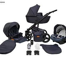 Универсальная коляска 2 в 1 Mikrus Safari 03