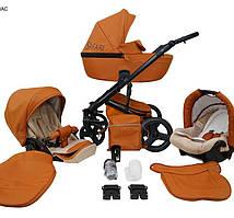 Универсальная коляска 2 в 1 Mikrus Safari 04