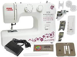 Швейна машинка Janome JUNO E1015