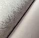 Сатин-жаккард для постельного белья  (ТУРЦИЯ шир. 2,4 м) вензеля бежевые, фото 4