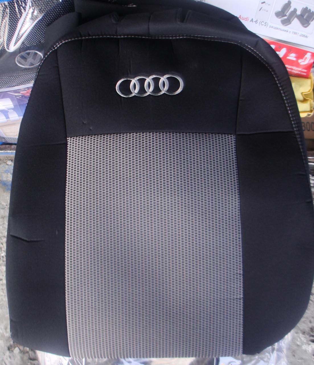 Авточехлы Audi A2 c 2001 автомобильные модельные чехлы на для сиденья