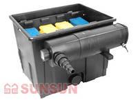 Проточный фильтр для пруда SunSun CBF 350-UV, фото 1