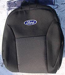 Чехлы Elegant на сиденья FORD Conect c 2002-09 автомобильные модельные чехлы на для сиденья сидений салона