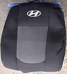 Чехлы Elegant на Hyundai Santa Fe Classic (7 мест) с 2007-12 автомобильные модельные чехлы на для сиденья