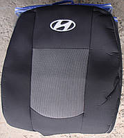 Авточехлы Hyundai Tucson с 2004 автомобильные модельные чехлы на для сиденья сидений салона HYUNDAI ХУНДАЙ Хендай Tucson