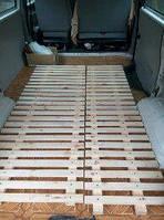 Деревянный декоративный заборчик h-0.8м