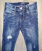 Джинсовые брюки для мальчиков  оптом,S&D ,4-12 лет., арт. DT-1008, фото 2