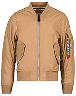 Мужская ветровка L-2B Scout Flight Jacket Alpha Industries MJL46000C1 (Beige), фото 1