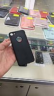 Чехол Carbon силікон для iPhone 7/8