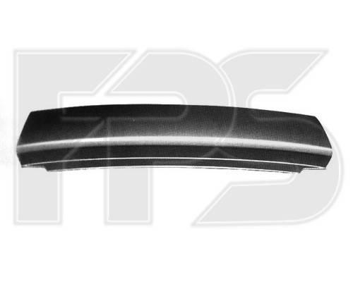 Задний бампер Mitsubishi Outlander XL (07-10) средняя часть (FPS) 5817A011HA, фото 2