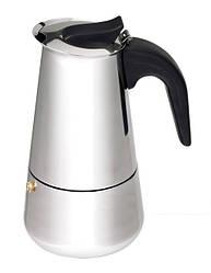 Гейзерная кофеварка 300мл Empire EM-9554
