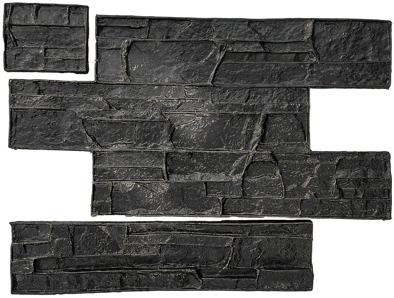 """Комплект штампов полиуретановых """"Аляска"""" для печати по бетону и штукатурке"""