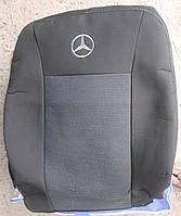 Авточехлы Mercedes Sprinter (1+1) с 2006 автомобильные модельные чехлы на для сиденья сидений салона MERCEDES MERCEDES-BENZ Мерседес Sprinter, фото 1