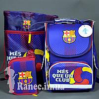 Рюкзак  школьный  Kite в наборе  BC18-501S