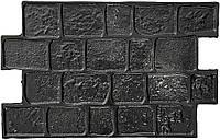 """Штамп полиуретановый """"Брусчатка"""" для создания декоративного бетона"""
