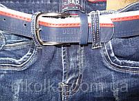 Джинсовые брюки для мальчиков  оптом,S&D ,4-12 лет., арт. DT-1009, фото 5
