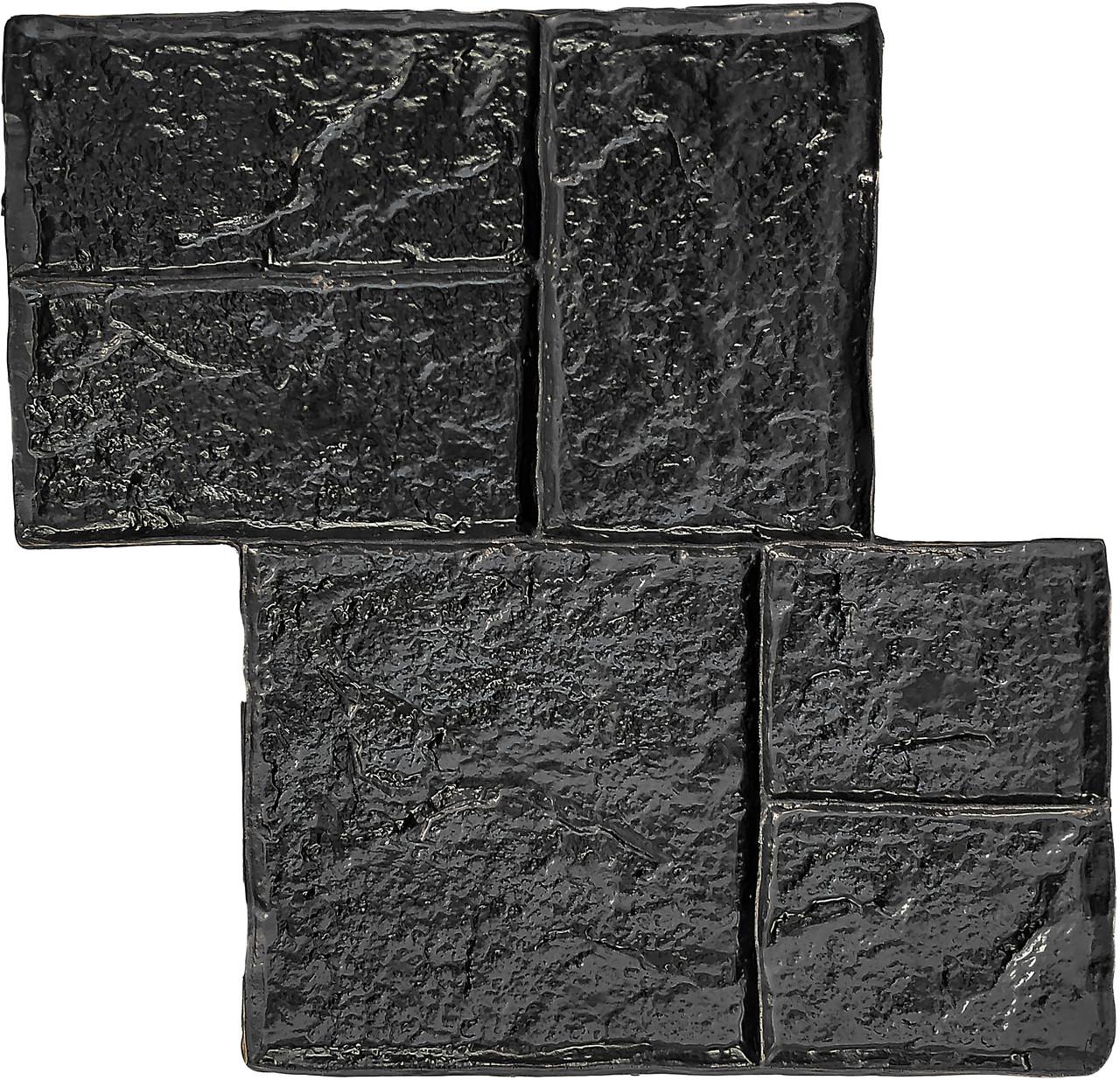 """Штамп полиуретановый для создания декоративного бетона """"Старый Бердянск 2 из 2"""""""