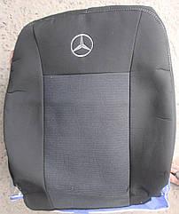 Автомобильные чехлы Elegant на сиденья Mercedes W211 Е-Class с 2002-09 Мерседес В211