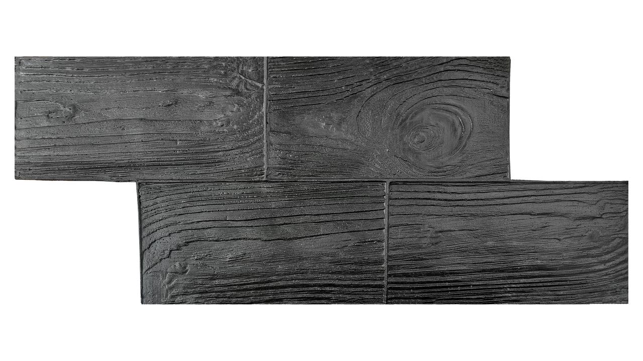"""Штамп полиуретановый """"Доска"""" для создания декоративного бетона"""