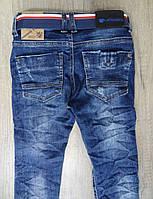 Джинсовые брюки для мальчиков  оптом,S&D ,4-12 лет., арт. DT-1009, фото 7