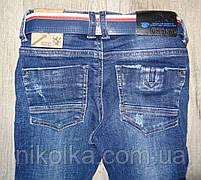 Джинсовые брюки для мальчиков  оптом,S&D ,4-12 лет., арт. DT-1009, фото 8