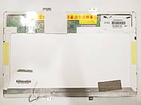 Матрица для ноутбука 15.4 CCFL 1280х800 30pin lvds разъем справа вверху (со стороны платы) ламповая с ушами бу