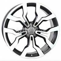 Литые диски WSP Italy Audi (W565) Medea R19 W8.5 PCD5x112 ET42 DIA57.1 (matt gun metal polished)