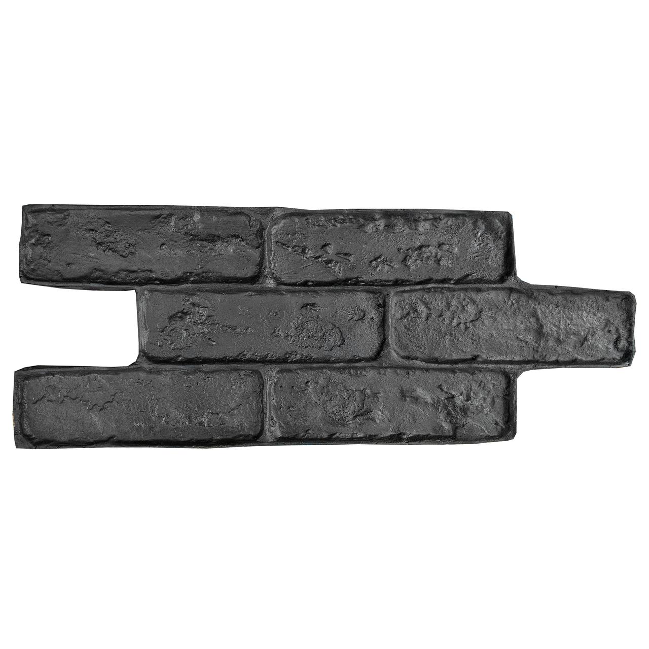 """Полиуретановый штамп-форма для декоративной плитки """"Старо-Пражский кирпич 2 в 1"""""""