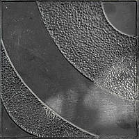 """Штамп полиуретановый для создания декоративного бетона """"Радуга"""""""