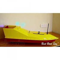 Радиоуправляемый Кораблик для Рыбалки Bait Boat Spy