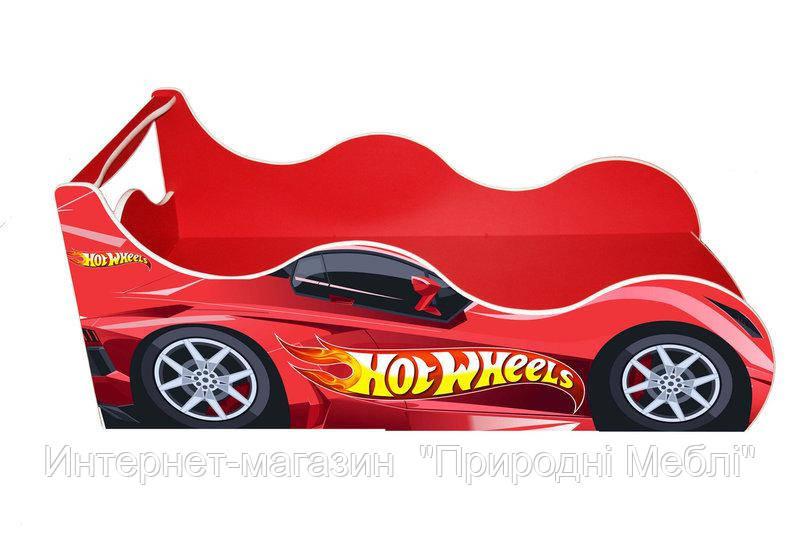 Кровать Машина Хот Вилс Д-0014