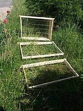 Рамка для ульев Дадан в сборе с проволкой