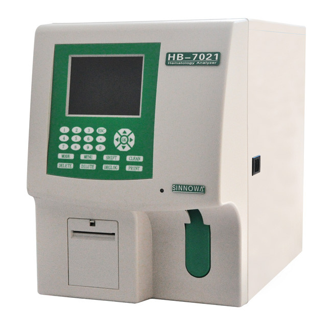 Гематологический автоматический анализатор HB-7021 Sinnowa