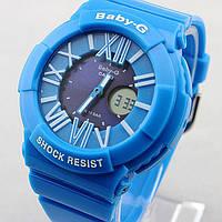 Часы наручные Casio Baby-G BGA-160 Azure CA1854, фото 1