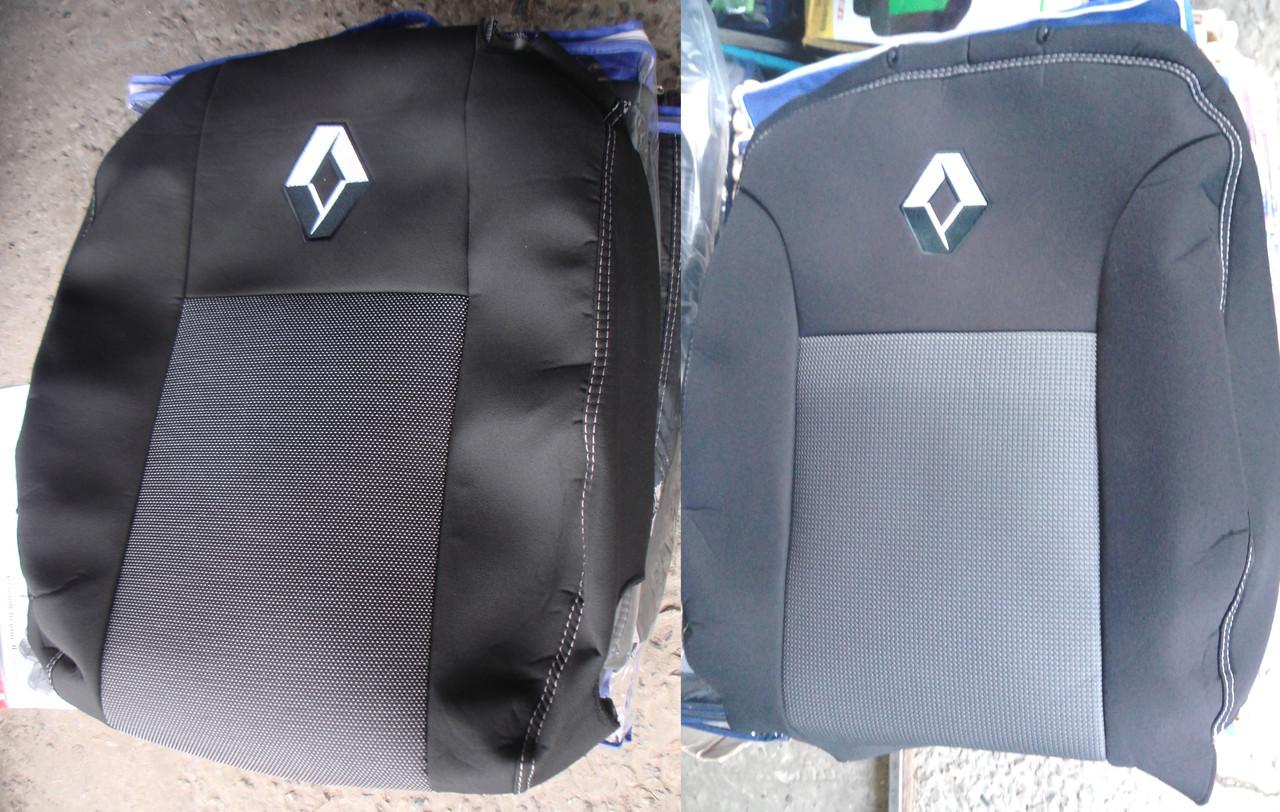 Авточехлы (раздельный) Stepway с 2013 модельные чехлы на для сиденья с