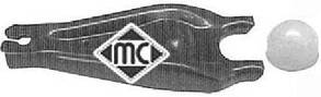 Вилка система сцепления для  RENAULT KANGOO, KANGOO EXPRESS OEM 77 00 660 488  Metalcaucho 04297