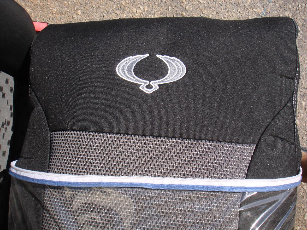 Авточехлы SsangYong Rexton W c 2012 автомобильные модельные чехлы на для сиденья сидений салона SSANGYONG СангЙонг санг йонг Rexton