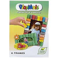 Набор рамок для кукурузного конструктора - FRAMES (6 рамок) Play Mais