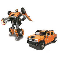 Робот-трансформер - HUMMER H2 SUT (1:24)
